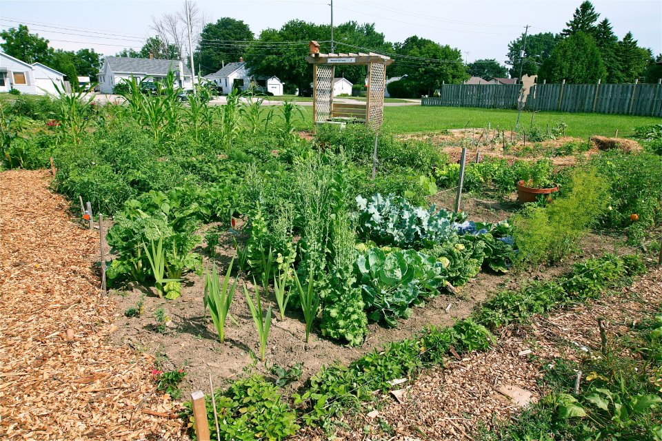 Community Gardens C K Food Policy Council