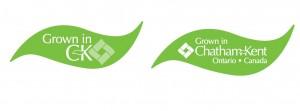 Grown in CK Logo
